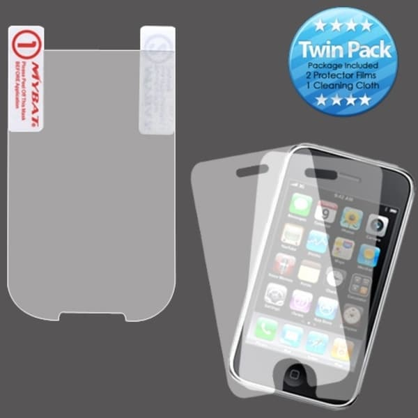 INSTEN Clear Screen Protector for Samsung Seek M350 (Pack of 2)