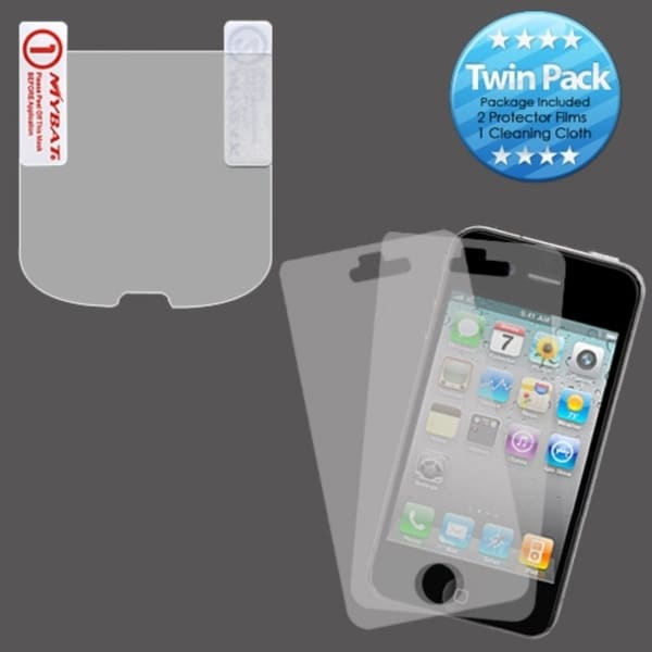 INSTEN Clear Screen Protector for Samsung Freeform R350 (Pack of 2)