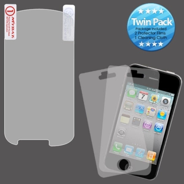 INSTEN Clear Screen Protector for Samsung Focus I917 (Pack of 2)