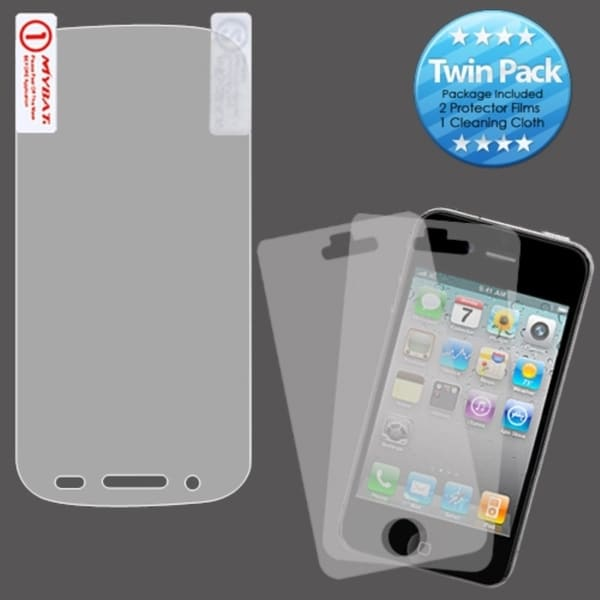 INSTEN Clear Screen Protector for Samsung Nexus S/ S 4G (Pack of 2)