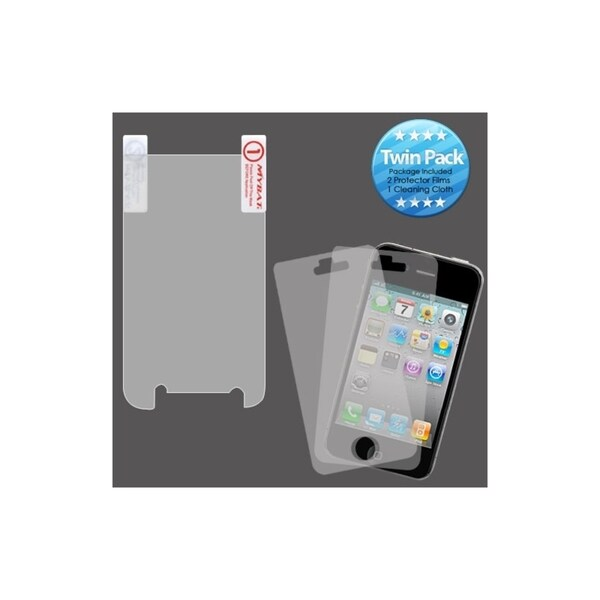 INSTEN Clear Screen Protector for Samsung Galaxy Attain 4G (Pack of 2)