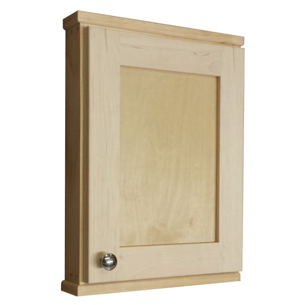 Shaker Series 18 Inch Wall Cabinet