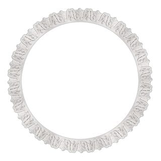 Acanthus/ Scroll 57-inch Ceiling Ring (4 Parts)