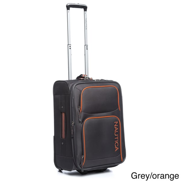 Nautica Catamaran II 21-inch RX Small Carry-on Rolling Upright ...