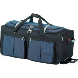 Athalon Blue 34-inch Rolling Duffel Bag