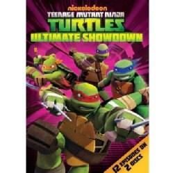 Teenage Mutant Ninja Turtles: Ultimate Showdown (DVD)