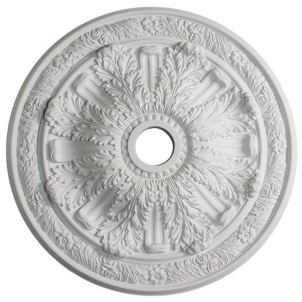 30 Inch Fl Acanthus Ceiling Medallion