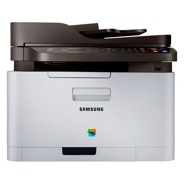 Samsung Xpress SL-C460FW Laser Multifunction Printer - Color - Plain