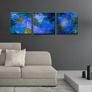 Ready2HangArt 'Abstract' 3-piece Gallery-wrapped Canvas Wall Art Set