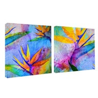 5-piece Set Gallery Wrapped Canvas