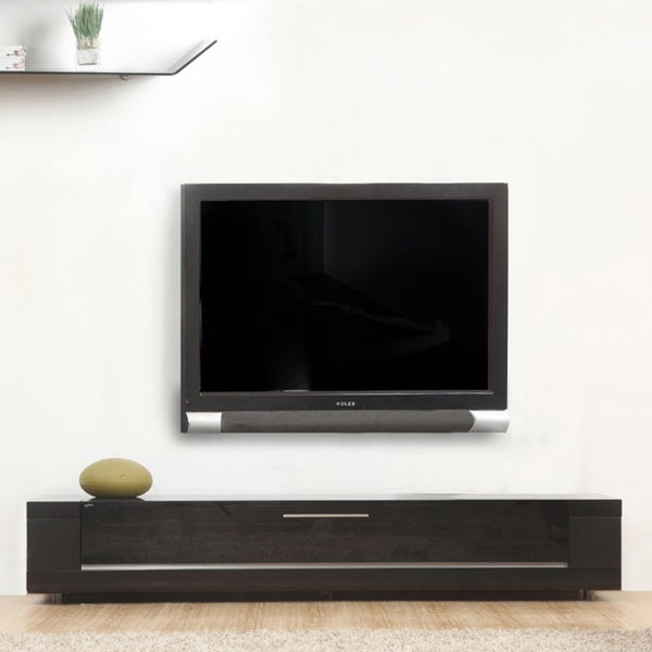 Shop Roma Remix Ir Remote Compatible Tv Stand Free
