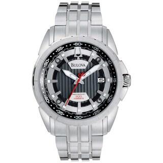 Bulova Men's 96B172 'Campton' Stainless Steel Watch
