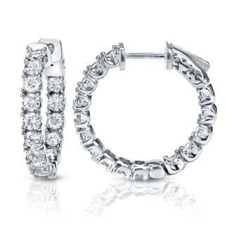 Auriya 14k Gold 3ct TDW Diamond Hoop Earrings|https://ak1.ostkcdn.com/images/products/8184535/P15521161.jpg?impolicy=medium