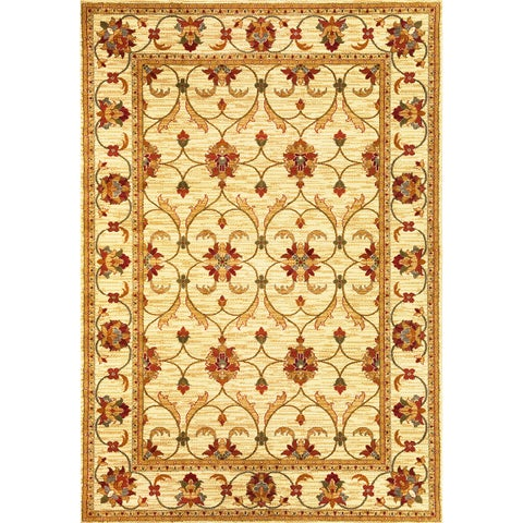 Domani Connections Vintage Ivory Rug - 7'10 x 9'10