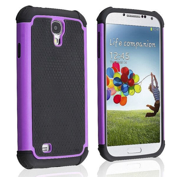 BasAcc Hybrid Armor Case for Samsung Galaxy S4/ S IV i9500