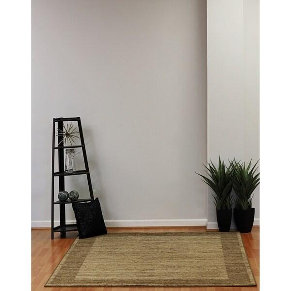 Eternity Floral Grey Rug - 3'11 x 5'7