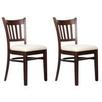 Niagara Upholstered Dining Chairs (Set of 2)