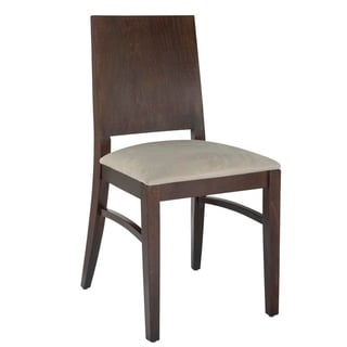 Con Upholstered Dining Chairs (Set of 2)