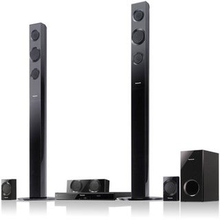 Panasonic SCBTT196 5.1 CH Home Theater System with 3D Blu-ray Player (Refurbished)