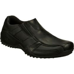 Men's Skechers Work Rockland Hooper SR Black