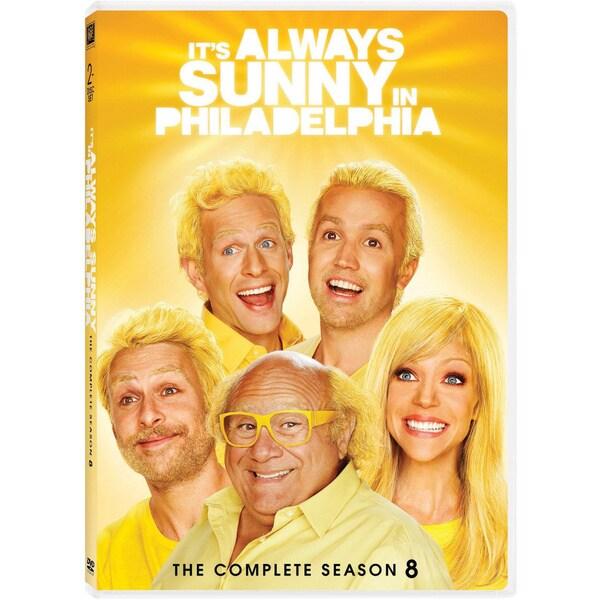 It's Always Sunny In Philadelphia: Season 8 (DVD)