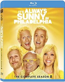 It's Always Sunny In Philadelphia Season 8 (Blu-ray Disc)