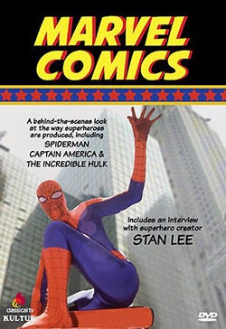 Marvel Comics (DVD)