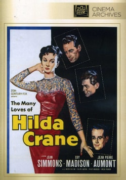Hilda Crane (DVD)