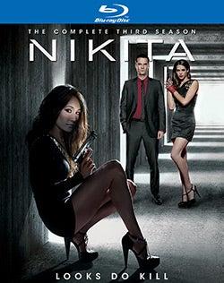 Nikita: The Complete Third Season (Blu-ray Disc)