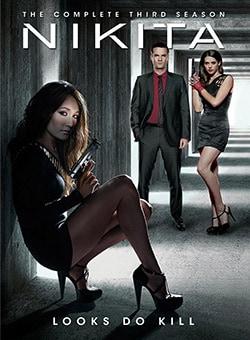 Nikita: The Complete Third Season (DVD)