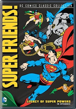 Super Friends: Legacy of Super Powers: Season 6 (DVD)
