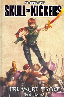Skullkickers Treasure Trove 2 (Hardcover)