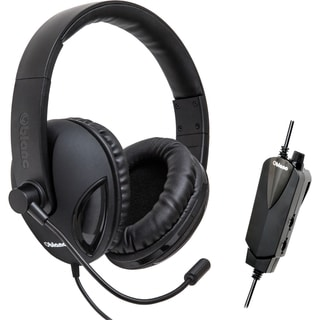 SYBA Multimedia Oblanc COBRA510 (BLACK) 5.1 Surround Sound Gaming Hea