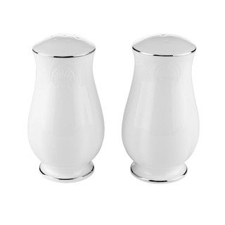 Lenox Hannah Platinum Salt and Pepper Set