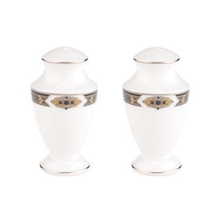 Lenox Vintage Jewel Salt and Pepper Shaker Set