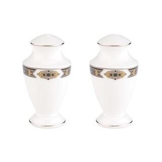 Lenox Vintage Jewel Salt and Pepper Shaker Set