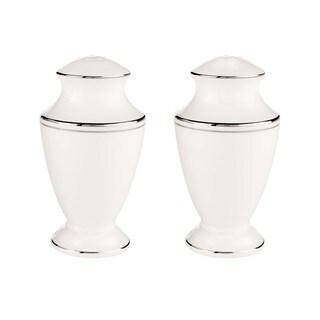 Lenox Federal Platinum Salt and Pepper Shakers Set