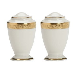 Lenox Lowell Salt and Pepper Shakers Set