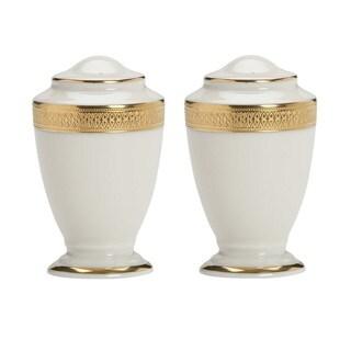 Lenox Lowell Salt and Pepper Shakers Set