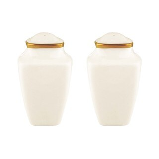 Lenox Eternal Square Salt and Pepper Shakers Set
