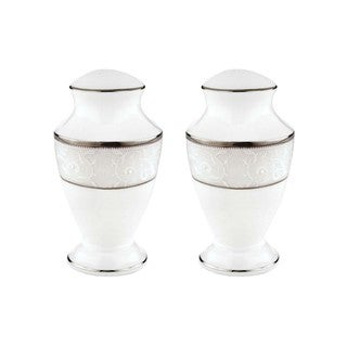 Lenox Opal Innocence Salt and Pepper Shakers Set