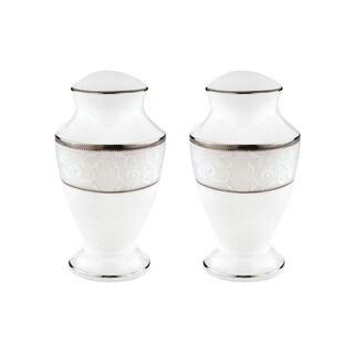 Lenox Opal Innocence Salt and Pepper Shakers Set