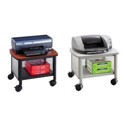 Safco Impromptu Under Table Printer Machine Stand