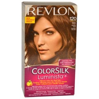 Revlon Colorsilk Luminista Golden Brown #120 Hair Color