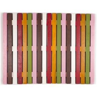 "Bell Exotic Wood Mat (18""x30"")"