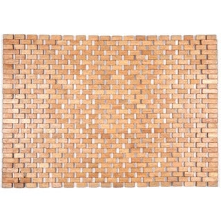 "Roosevelt Exotic Wood Mat (18""x30"")"