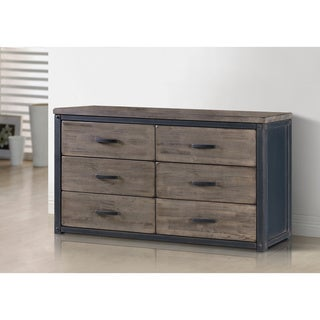 Heritage 6-drawer Dresser