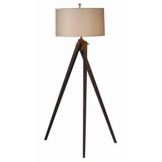 Birchwood Tripod Floor Lamp