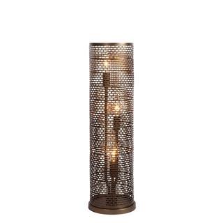 Varaluz Lit-Mesh Test 3-light New Bronze Table Lamp|https://ak1.ostkcdn.com/images/products/8187957/8187957/Varaluz-Lit-Mesh-Test-3-light-New-Bronze-Table-Lamp-P15523968.jpg?impolicy=medium