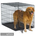 Midwest iCrate Wire Dog Crate with Pan and Divider